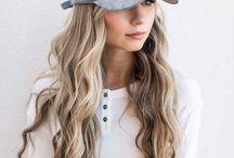 cap hair styles