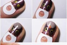 Crafts / Awesome cool nail art and Crafts