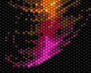 Peyote Stitch - vzory na náramky