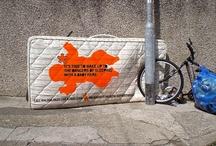 Guerilla ads / by Muli Helfman