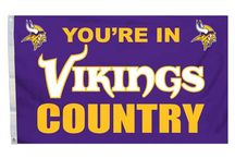 Minnesota Vikings Merchandice / Minnesota Vikings Merchandise is an awesome way to decorate your home & office to create your own Vikings fan zone in your bedroom, kid's bedroom, game room, study, kitchen, living room, and even the bathroom. Also magnificent as Minnesota Vikings fan gifts. Viking Nation - Show off your team spirit today!