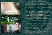 Blog Tours! / Easy links to blog tour posts for books by Serena Chase (there is almost always a giveaway or two on each pinned post, so make sure to check them out!)