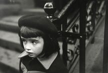 Saul Leiter - Black and White