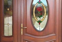 Stained Glass Referencia / Gyönyörűszép tiffany ajtók, ablakok