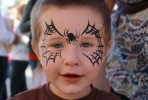 Face painting ideas summer of love
