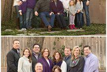 Family photo Ideas / by Meghan Dixon