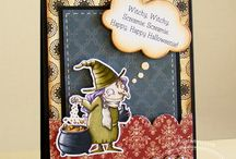 Bewitched By You / by There She Goes Clear Stamps