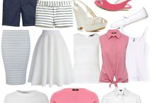 Holiday capsule wardrobe
