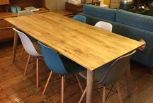Dining tables and chairs / Finding a dining table for our kitchen / dining room