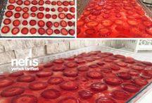 Meyveli pastalar