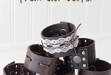 lage selv:  smykker og dubeditter