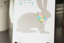 Spring - Printables