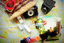 Cameras in your bag / by Lomography Taiwan