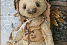 Teddy bears - making