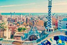 Spain! / by Ashley Newgard