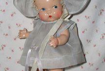 Dolls I like - Vintage  / by Christine Grant