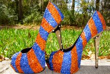 School spirit / All things orange and blue...Go Gators! / by Terry White