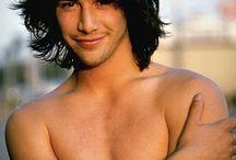 Young Kеanu Reeves / Из кумиров
