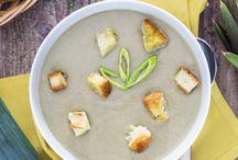 Vellutate,minestre,zuppe