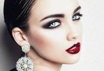 flamenco makeup