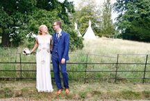 *Real life- Ivory Flowers-Ellen* / Gorgeous Ellen's Wedding