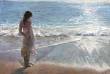 Vicente Romero Redondo / by Bonnie Merchant