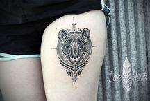 Tattoos / by Veronica Pisano