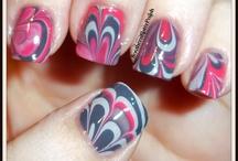 Nail designs and colors / by Lisa Wardigo