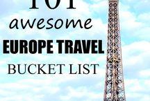 Viaje a europa