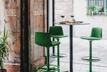 Stools / The wide variety of Enea's stools makes them suitable not only for home decor, but they are also for bars, restaurants, hotels or companies.