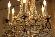 Chandeliers / Lightes