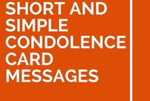 Condolence Quotes