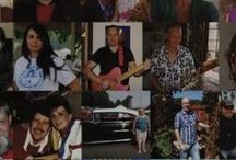Elvis Aloha Fan Mosaic