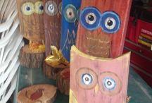 Сова Весёлые Совы Eule Owl Owls