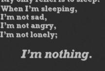 Life. / Depression