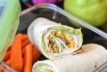 Snack/Lunch Ideas