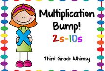 Math-Multiplication/Division / Multiplication/Division