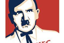 Nazi chic: Hitler Fried Chicken