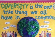 Diversity & Cultures (Classroom )