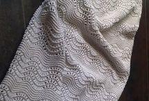 fuste tricotate sau croşetate