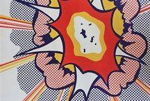 Lichtenstein / Pop Art