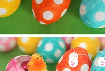 Creative Series - Easter / Craft ideas for Easter!