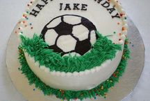 pasteles de futbol