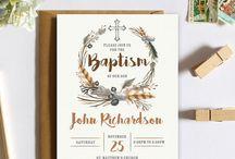 Taufe Einladung