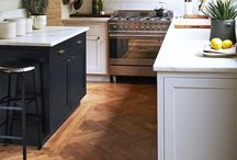 Kitchen remodel / by Deepina Kapila