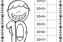 Preescolar pensamiento matemático
