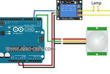 PIR Motion Sensor Switch (Arduino)