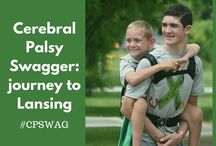 CP Swagger / The Gandee family of Bedford Township MI launched the idea of the Cerebral Palsy Swagger in 2014 to raise awareness for the issues faced by those with CP. Here are links to some of their adventures and experiences along the way. / by The Monroe News