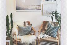 Living Room - new house