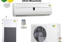 Solar Powered Air Conditioners